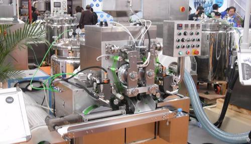 Syringe Placing Machine