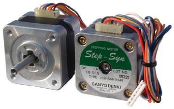 SH228 Sanyo Stepper motor