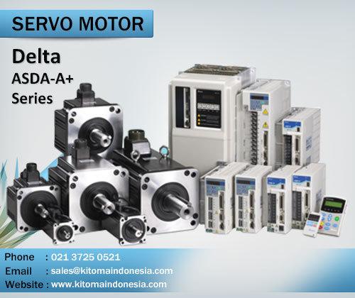 Delta ECMA-F21845PS A+ Series 4.5Kw