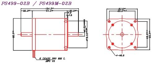 Mycom Stepper PS 499-02A (B)