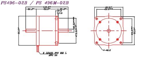 Mycom Stepper PS 496M-02A (B)