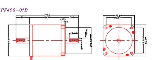 Mycom Stepper PF 499-01A (B)