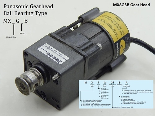 MX8G3B Panasonic