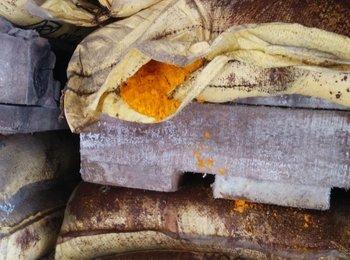 Yellow Sodium Sulphate Powder