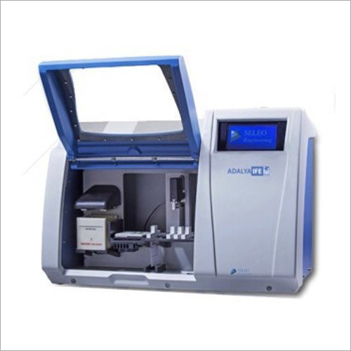Cell Electrophoresis Automated System
