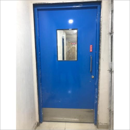 Powder Coated Door