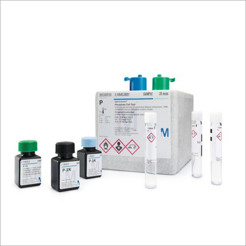 Copper Cell Test Kit 0.05 to 8