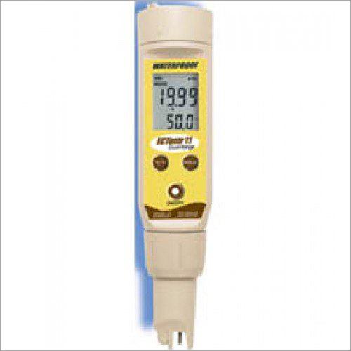 Waterproof Conductivity  TDS  Salinity Pocket Testers ECTEST11PLS