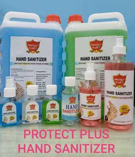 PROTECT PLUS HAND SANITIZER