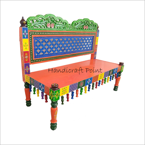 Cafe Dining Bench