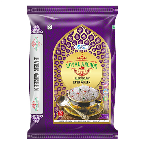 Royal Anchor Ever Green Basmati Rice