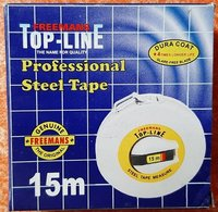 Freemans Steel Tape Top Line Measuring Tape - 15m, (Tw-15)