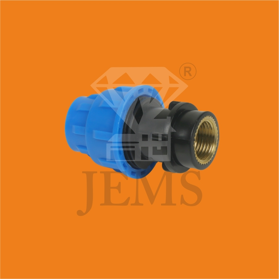Pp compression fittings  Female Threaded Adapter