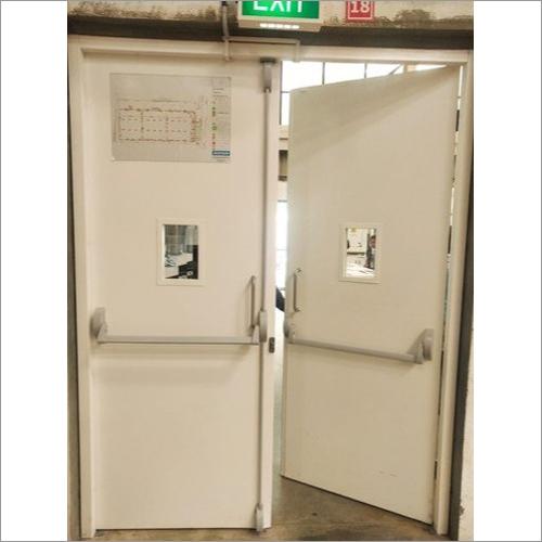 Mild Steel Fire Rated Hollow Door